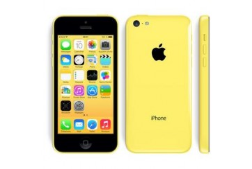 Iphone 5C 16Go Jaune - Téléphone portable Apple reconditionné garantie 1 an