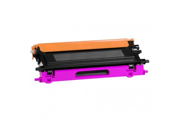 Brother TN-135 M Magenta |Cartouche Toner Laser Compatible pas cher pour Brother TN135 M