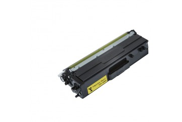 Brother TN-421Y Jaune |Cartouche Toner Laser Compatible pas cher pour Brother TN421Y