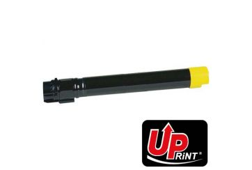Cartouche Toner Uprint pour Xerox Phaser 7800 (106R01568) Jaune 17200 pages.