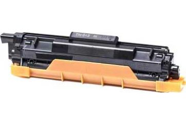 Brother TN243 Noir, cartouche toner compatible Brother TN243BK de 1 000 pages. Garantie 1 an.