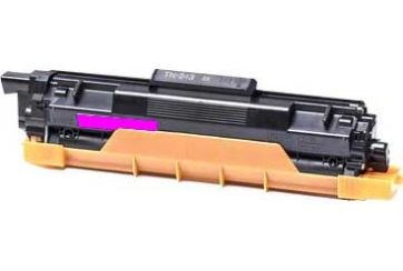Brother TN243 Magenta, cartouche toner compatible Brother TN243M de 1 000 pages. Garantie 1 an.