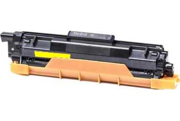Brother TN243 Jaune, cartouche toner compatible Brother TN243Y de 1 000 pages. Garantie 1 an.