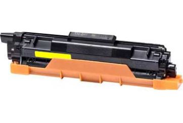 Brother TN247 Jaune, cartouche toner compatible Brother TN247Y de 2 300 pages. Garantie 1 an.