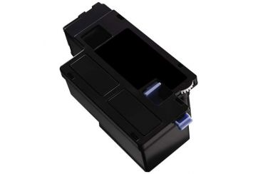 Dell 1250/1355 Noir, cartouche Toner compatible Dell 1250/1355 (59311016) de 2000 Pages. Garantie 1 an.
