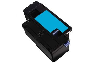 Dell 1250/1355 Cyan, cartouche Toner compatible Dell 1250/1355 (59311017) de 1400 Pages. Garantie 1 an.