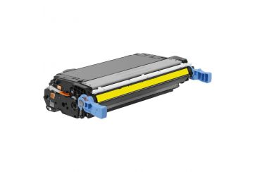 HP 643A Jaune, cartouche Toner compatible HP 643A (Q5952A) de 10000 Pages. Garantie 1 an.