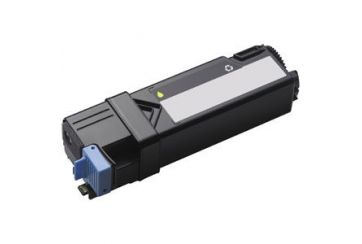Dell 2130 Jaune, cartouche Toner compatible Dell 2130 (59310314) de 2500 Pages. Garantie 1 an.