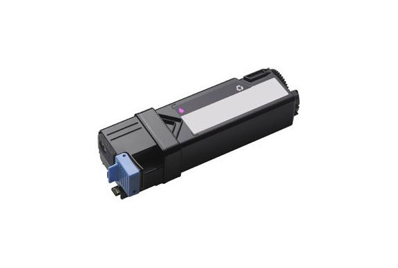 Dell 1320 Magenta, cartouche Toner compatible Dell KU055 (WM138) de 2000 Pages. Garantie 1 an.