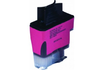 Brother LC900M Magenta |Cartouche d'encre Compatible pas cher pour Brother LC-900M