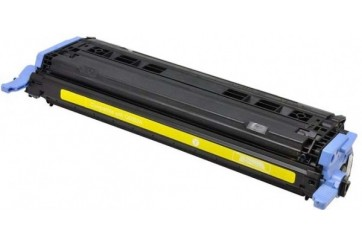 HP 124A Jaune, cartouche Toner compatible HP 124A (Q6002) de 2000 pages. Garantie 1 an.