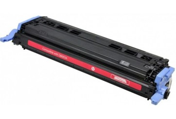 HP 124A Magenta, cartouche Toner compatible HP 124A (Q6003) de 2000 pages. Garantie 1 an.