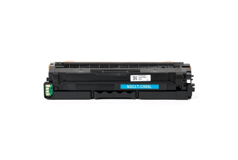 samsung c505l cyan cartouche toner compatible clt c505l 3500 pages. Black Bedroom Furniture Sets. Home Design Ideas