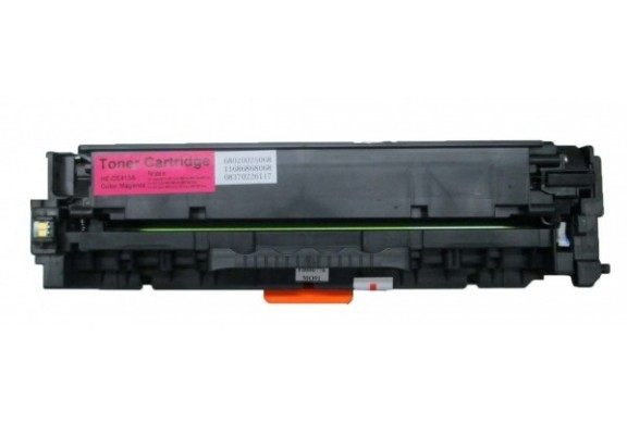 HP CE413A Magenta, cartouche toner compatible HP 305AM de 2600 pages. Garantie 1 an.