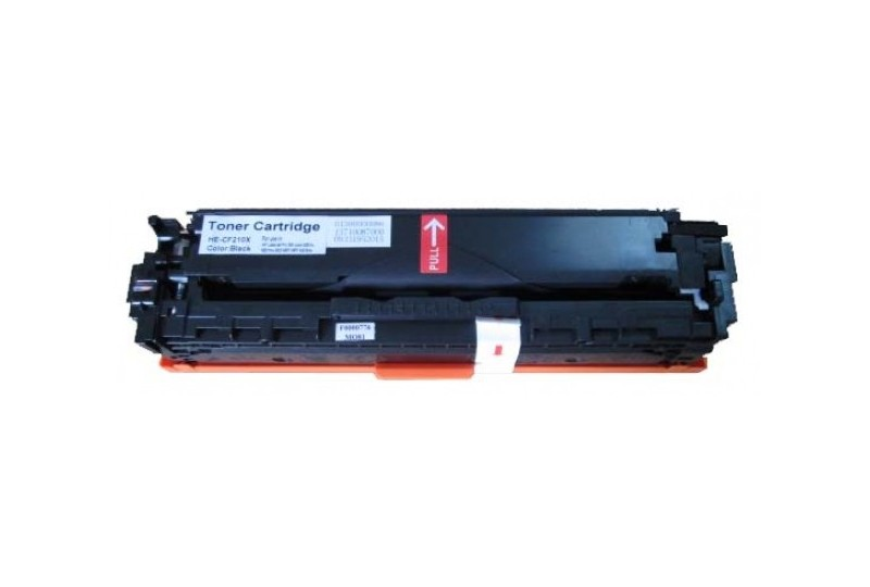 hp cf210a noir cartouche toner compatible 131x 2000 pages. Black Bedroom Furniture Sets. Home Design Ideas