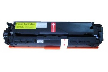 HP CF212A Jaune, cartouche toner compatible HP 131AY de 1800 pages. Garantie 1 an.
