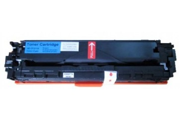 HP CF211A Cyan, cartouche toner compatible HP 131AC de 1800 pages. Garantie 1 an.