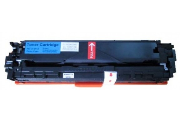 HP 131A Cyan, cartouche Toner compatible HP 131A (CF211A) de 1800 pages. Garantie 1 an.