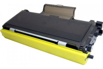 Brother TN-2120 Noir, cartouche toner compatible Brother TN2120 de 2600 Pages. Garantie 1 an.