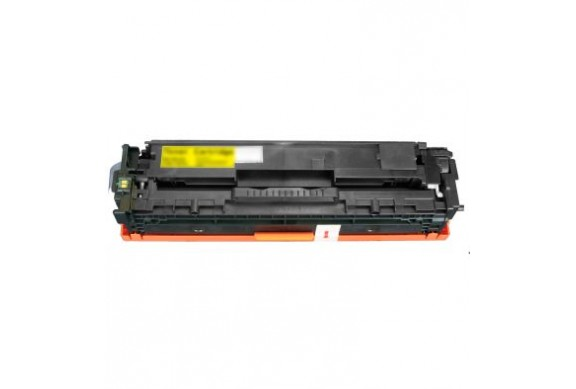 hp cf412a jaune cartouche toner compatible 410a 2300 pages. Black Bedroom Furniture Sets. Home Design Ideas