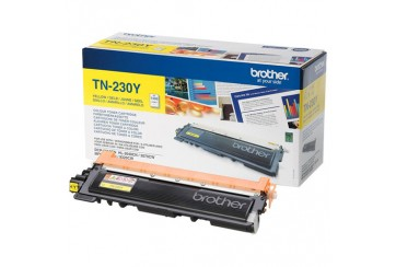 Brother TN230 Jaune| Toner Laser de marque Brother TN-230
