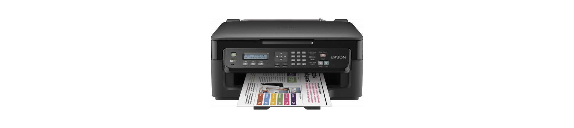 Epson Workforce WF-2510 WF