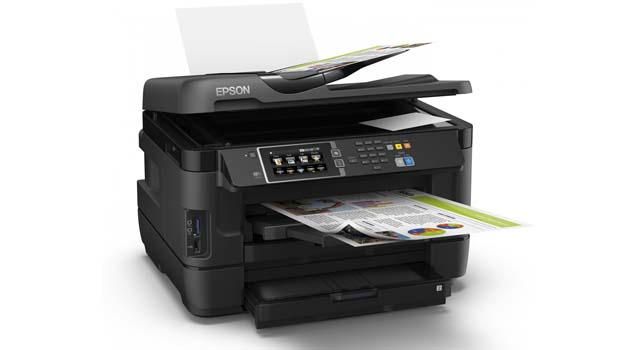 Imprimante Epson Workforce wf 7620dtwf