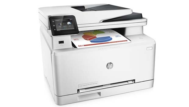 Imprimante HP color laserjet pro m277dw