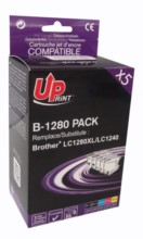 Pack Uprint Brother LC1280 / LC1240XL