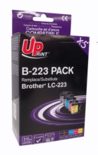 Pack Uprint Brother LC223